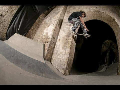 House of Vans London rebuild - UK team session - Sidewalk Mag