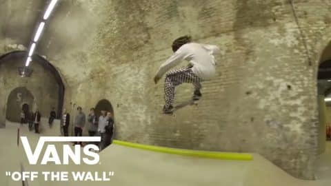 House of Vans London: Skatepark Re-opening | House of Vans | Vans - Vans