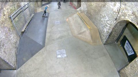 House of Vans - Street - Sidewalk Mag