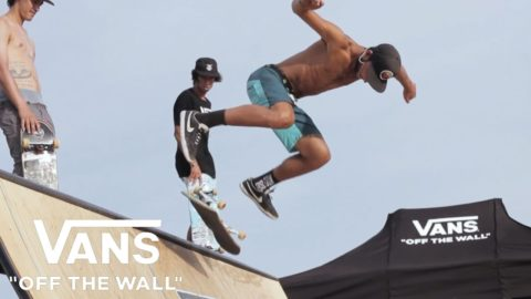 House of Vans Summer Camp 2017: Mar Del Plata | House of Vans | VANS - Vans