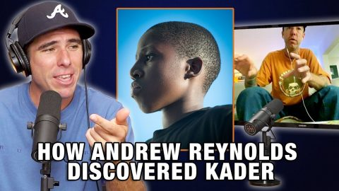 How Andrew Reynolds Discovered Kader And Put Him On Baker | Nine Club Highlights
