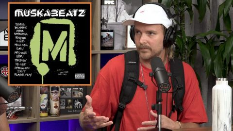 How Chad Muska Produced MUSKABEATZ | The Nine Club Highlights