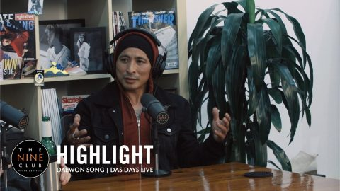 How Does Daewon Song Film Himself? | Instagram Clips | The Nine Club Highlights