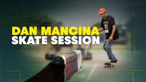 How Does Someone Skate When They're Blind? w/ Dan Mancina & Madars Apse | Red Bull