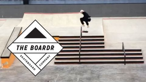 How Jake Ilardi Won $20,000 With This Bonkers Skateboarding Run in China - TheBoardr