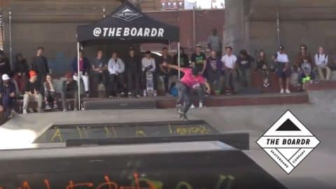 How Jereme Knibbs Won The Boardr Am at NYC - TheBoardr