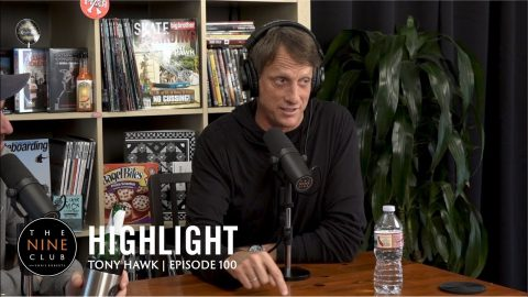 How Much Money Did Tony Hawk Make From Tony Hawk's Pro Skater?? | The Nine Club Highlights
