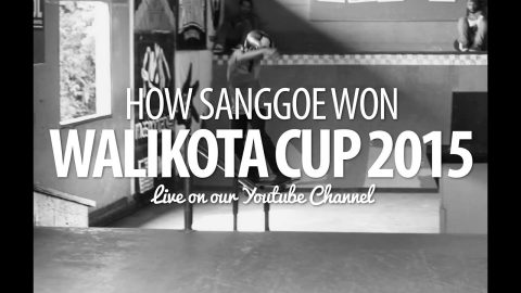 How Sanggoe Won Walikota Cup 2015 | MotionSk8