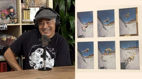 How Steve Caballero Invented The Caballerial | The Nine Club Highlights