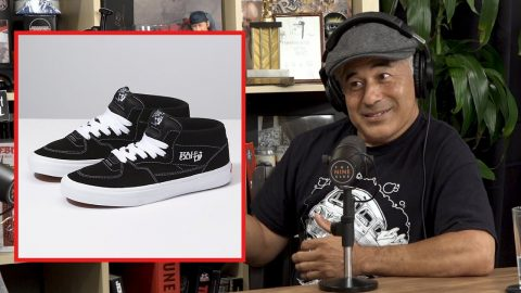 How the Half Cab Vans Shoe Came About - Steve Caballero | The Nine Club Highlights