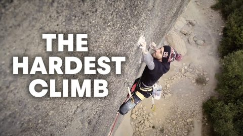 How This South American Climbed One Of The Hardest Routes In The World | Red Bull