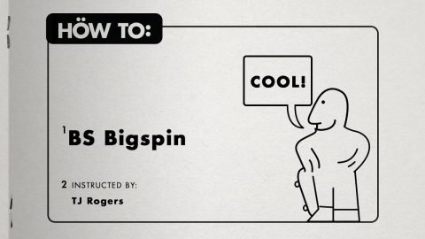 HOW TO: BACKSIDE BIGSPIN with TJ Rogers | The Berrics