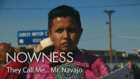 How to balance being Native American and queer | NOWNESS