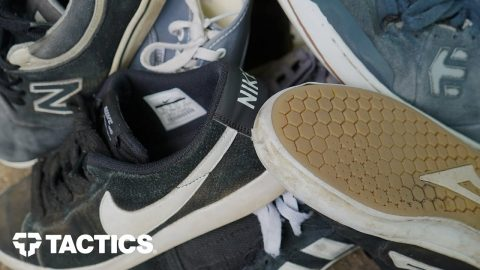 How to Choose Skate Shoes - Tactics | Tactics Boardshop