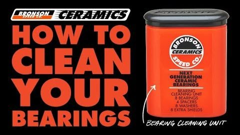 How To Clean Your Bearings | Bronson Speed Co | Bronson Speed Co.