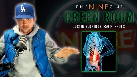 How To Deal With Back Injury's From Skating - Justin Eldridge   Nine Club Highlights