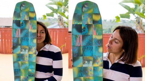 How To Do Griptape Art With Nora Vasconsellos And Mob Grip | CCS