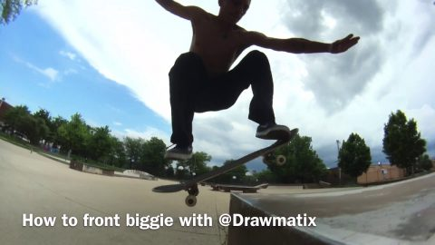 HOW TO FRONT BIGSPIN with Stoner Dave TUTORIAL | Segatron Media