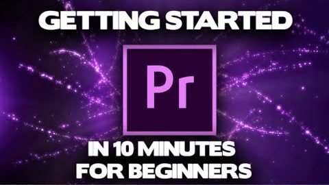 HOW TO GET STARTED AND SETUP IN ADOBE PREMIERE PRO FOR BEGINNERS IN 2020 // WORKFLOW & ORGANIZATION | Max Williams