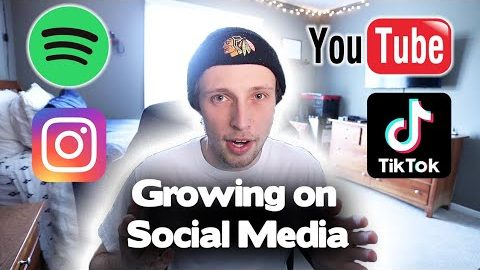 How to Grow Your Social Media Following and Understanding Social Media Algorithms | Max Williams