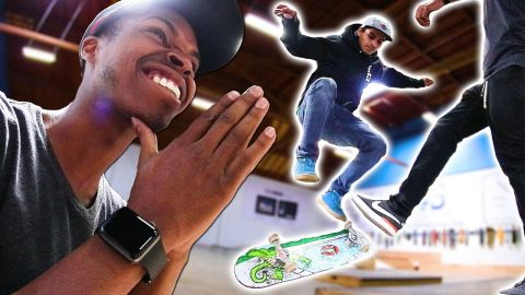 HOW TO HAVE FUN SKATING WITH FRIENDS! - Braille Skateboarding