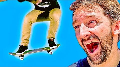 HOW TO OLLIE THE EASIEST WAY TUTORIAL 3.0 | SKATEBOARD SCIENCE EP. 1 | Braille Skateboarding