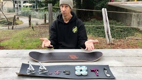 How to Put Your Skateboard Together - Whale Talk | NHS Fun Factory