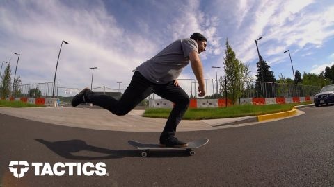 How to Skateboard | Basics - Tactics | Tactics Boardshop