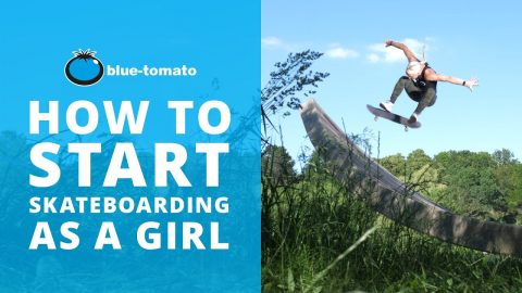 How to start skateboarding as a girl: tips and advice from Julia Brückler   Blue Tomato   Blue Tomato