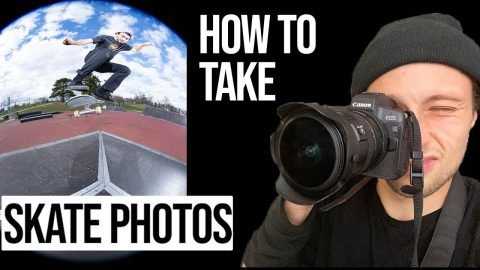 How to Take Skate Photos for Beginners 2020 in 5 Minutes | Max Williams