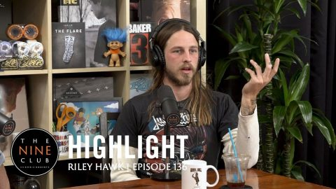 How Tommy Hilfiger Helped Riley Hawk In A Fight | The Nine Club Highlights