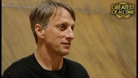 How Tony Hawk Got Sponsored | The Berrics