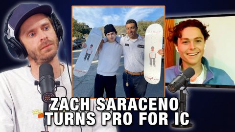 How Zach Saraceno Turned Pro For IC | Nine Club Highlights