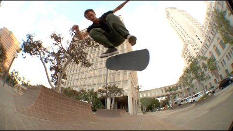 HUF 002 // Justin Drysen's Part | HUF WORLDWIDE