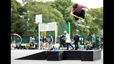 HUF - Classic H Tour | Vague Skate Mag