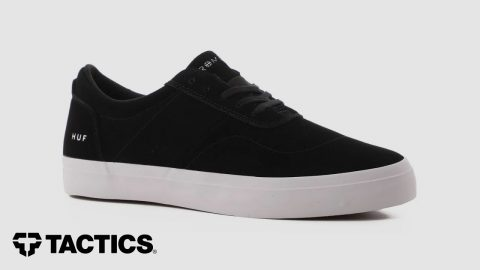 HUF Cromer 2 Skate Shoes Review | Tactics Boardshop