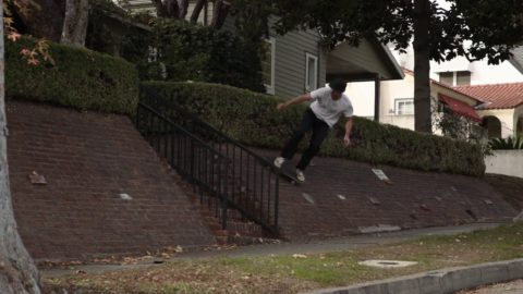 HUF Footwear Commercial #051 // Jake Anderson - HUF WORLDWIDE