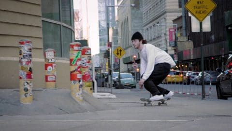 HUF Footwear Commercial #053 // Dick Rizzo - HUF WORLDWIDE