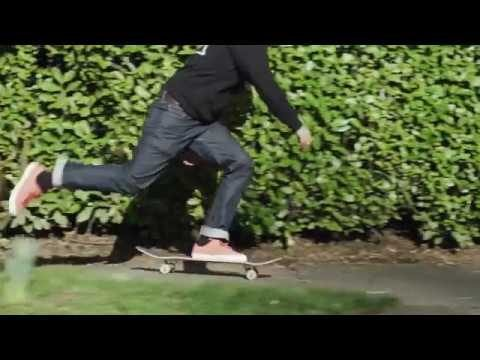 HUF Footwear Commercial #058 // Hupper 2 Colorway Three Ways - HUF WORLDWIDE
