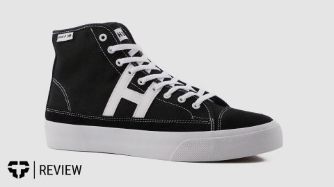 HUF Hupper 2 HI Skate Shoe Review- Tactics.com | Tactics Boardshop