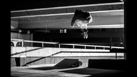 HUF - LESION | Vague Skate Mag