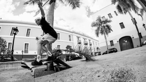HUF Puerto Rico Rough Cut | HUF WORLDWIDE