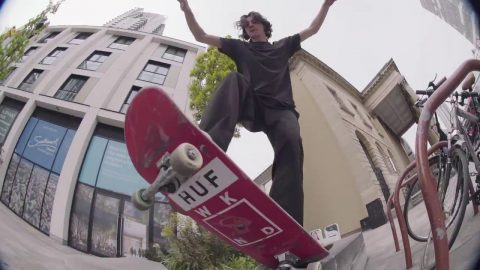 HUF UK - Indecent Exposure | Vague Skate Mag