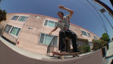 HUF WELCOMES SALOMON CARDENAS TO THE TEAM | HUF WORLDWIDE