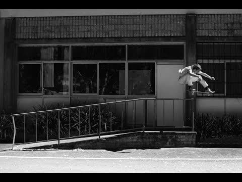 HUF x MC - Bubbles. Feat Craig Anderson, Austyn Gillette & Sammy Winter. - Monster Children
