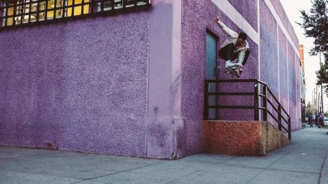 "HUF's ""CDMX"" Video 