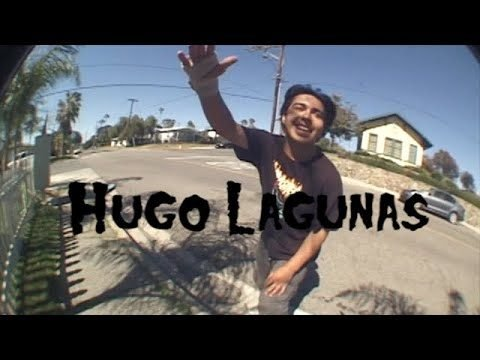 Hugo Lagunas, Skate Juice 2 Part - TransWorld SKATEboarding