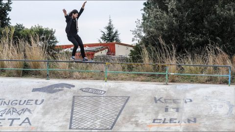 Hugo Liard - My Way | Freeskatemag