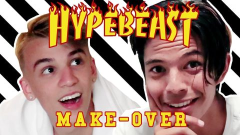 HYPEBEAST MAKEOVER | Chris Chann
