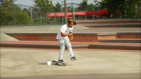 I Had to Skate Very Fast For This... | Lamont Holt